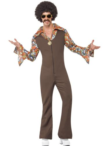 Males Groovy Boogie Costume Thumbnail 1