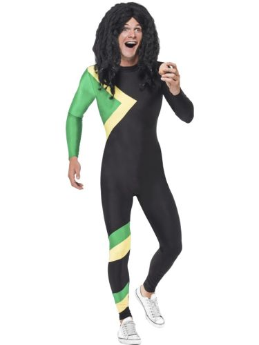 Jamaican Hero Costume Thumbnail 1