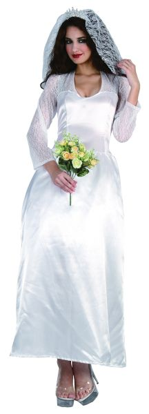 Adult  Royal Family Bride Costume