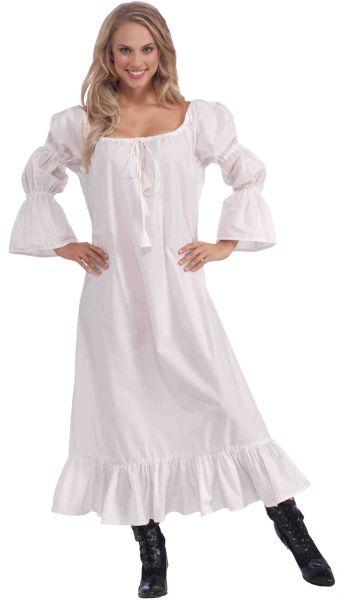 Medieval Chemise Costume