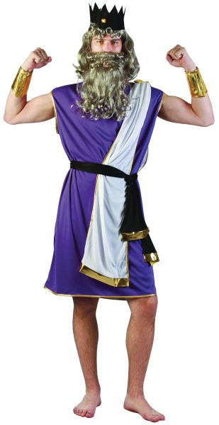 Adult King Neptune Costume