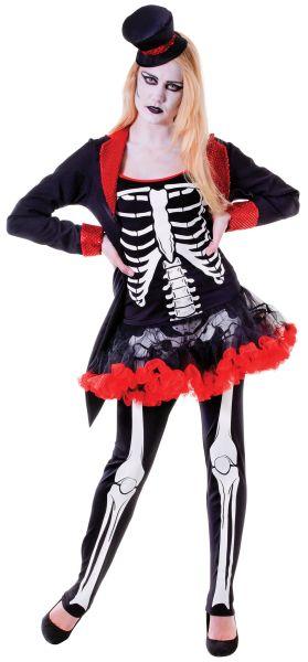 Adult Ms Bone Jangles Costume