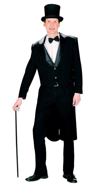 Male Tailcoat Black