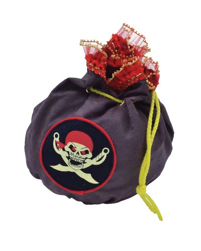Pirate Drawstring Bag
