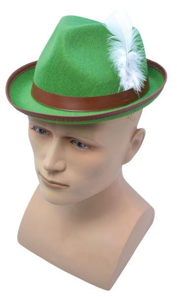 Tyrolean Felt Hat