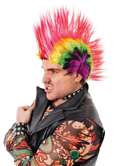 Mohican. Multi Coloured