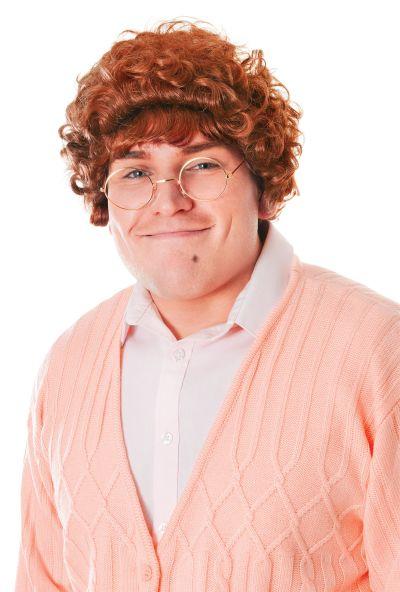 Mrs Mop Wig