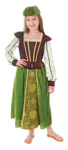 Childs Fantasy Princess Costume