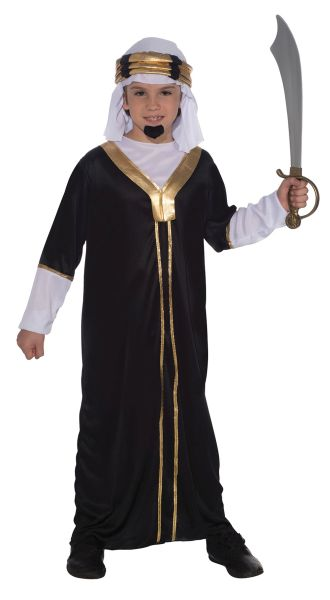 Childs Sultan Costume