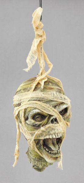 Mummy Cut Off Head