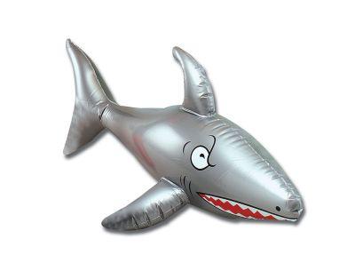 "Inflatable Shark 24"""