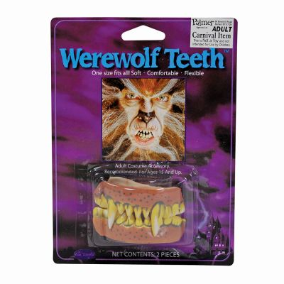 Teeth. Werewolf