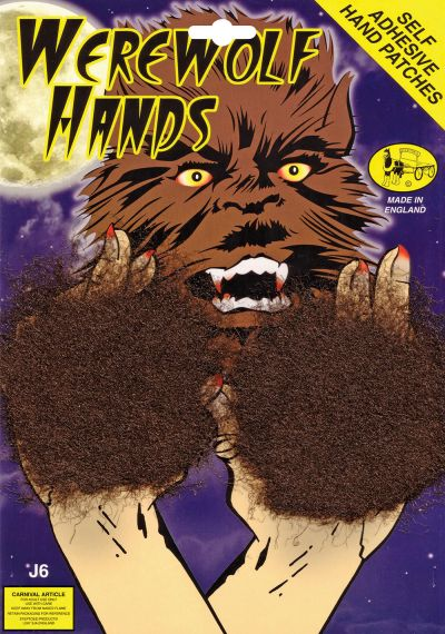Werewolf Hands (Patches)