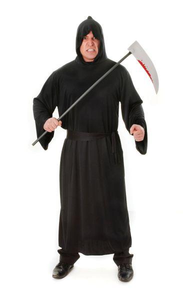 Adult Horror Robe Costume Thumbnail 1