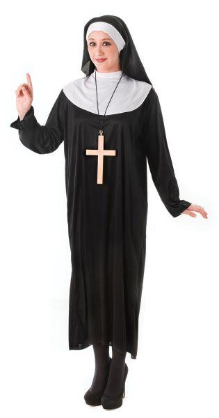 Nun Costume Thumbnail 1
