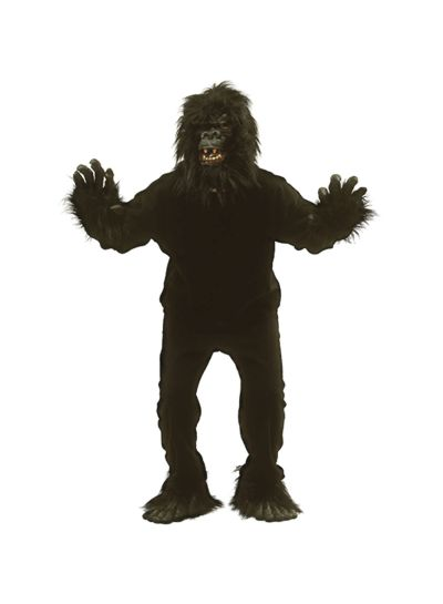 Adult Gorilla  Budget Costume Thumbnail 1