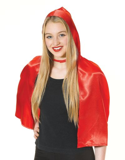 Red Riding Hood Cape Thumbnail 1
