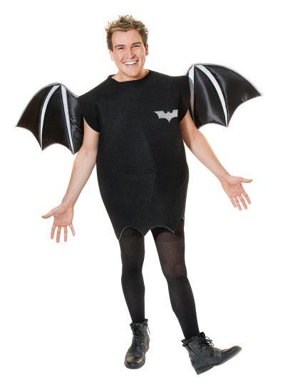 Adult Unisex Bat Costume Thumbnail 1