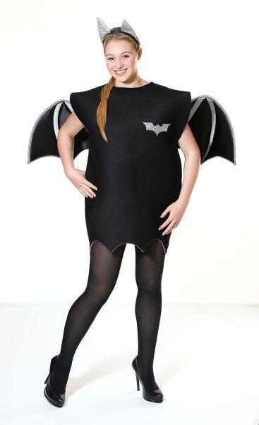 Adult Unisex Bat Costume Thumbnail 2