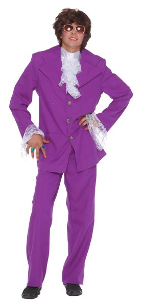 Groovy Man Purple Suit Thumbnail 1