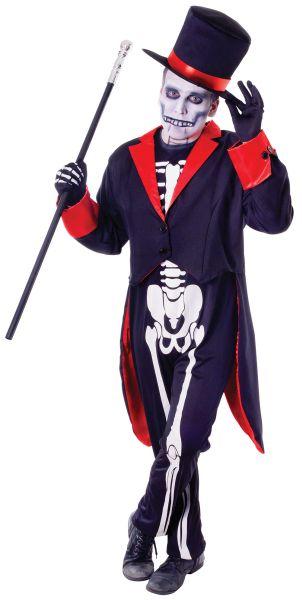 Adult Mr Bone Jangles Costume Thumbnail 1
