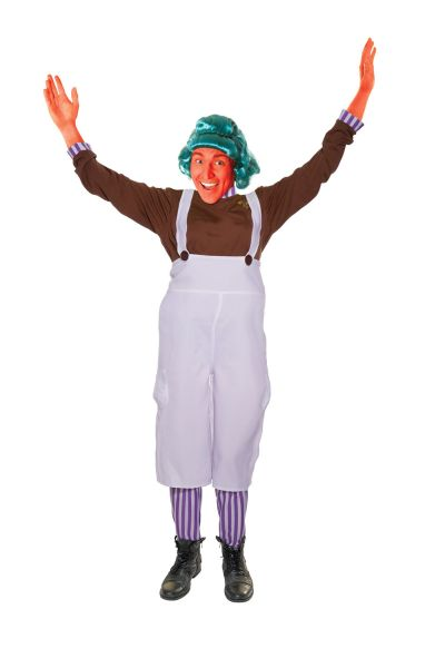 Adult Factory Worker Costume Thumbnail 1