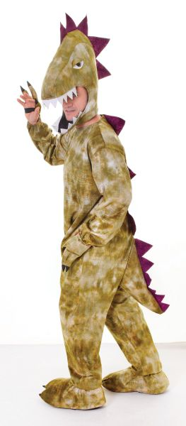 Adult Dinosaur Big Head Costume  Thumbnail 1