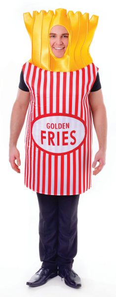 French Fries costume  Thumbnail 1