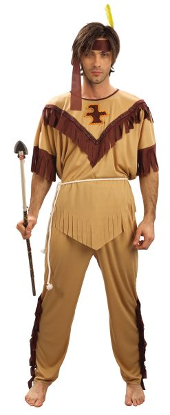 Indian Man Budget Costume Thumbnail 1