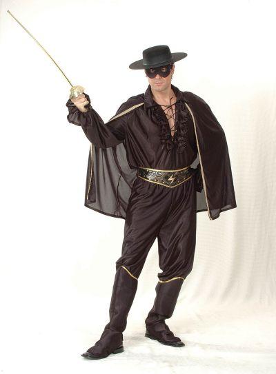 Bandit Man Deluxe Costume Thumbnail 1