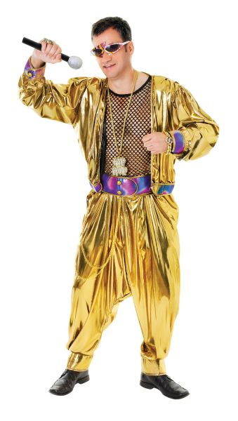 80's Video Super Star Costume Thumbnail 1