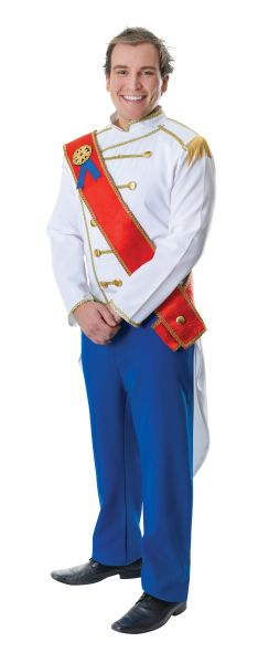 Adult Prince Charming Costume Thumbnail 1