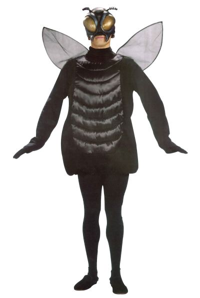 Adult Fly Costume Thumbnail 1