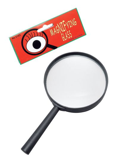 Detective Magnifying Glass Thumbnail 1