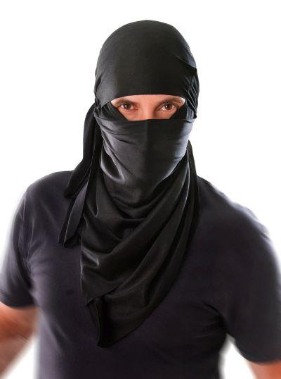 Adult Ninja Hood Thumbnail 1