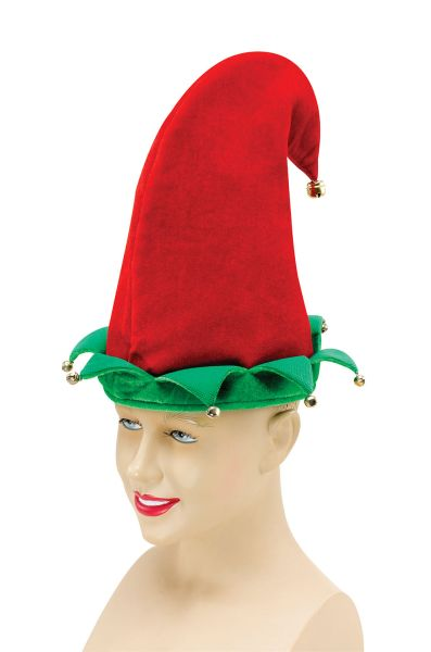 Elf/Pixie Soft Felt Hat Thumbnail 1