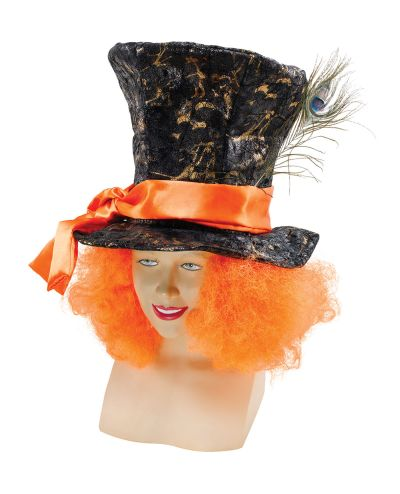 Mad Hatter Hat + Hair Thumbnail 1