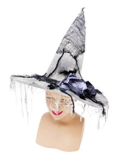 Witch Hat. Grey Thumbnail 1