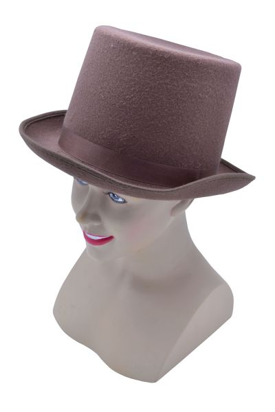 Brown Top Hat Thumbnail 1