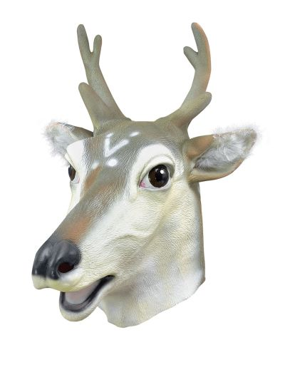 Stag / Deer Mask Thumbnail 1