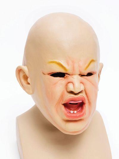 Baby Mask. Scary Thumbnail 1