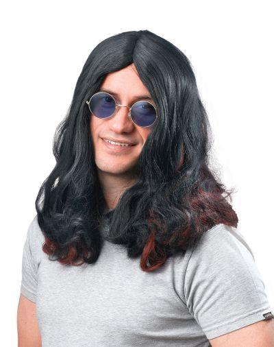 Ozzy Osbourne Wig. Thumbnail 1