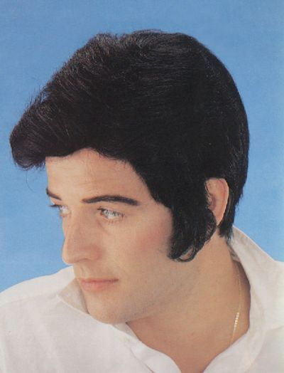 Elvis Levi Wig Thumbnail 1