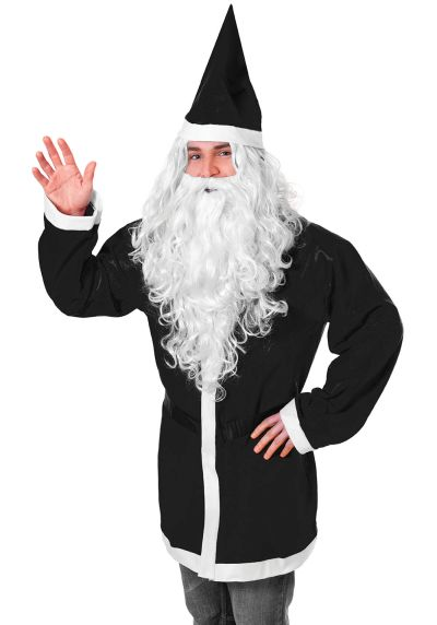 Santa/Wizard Wig and Beard Thumbnail 2
