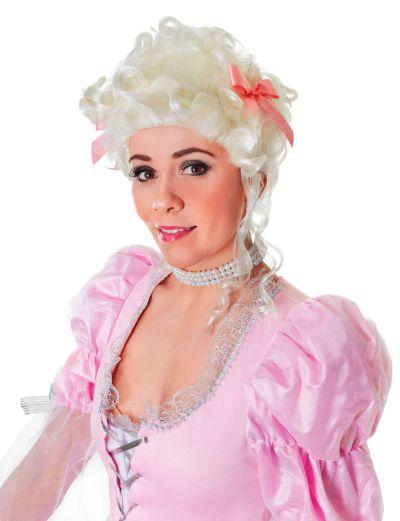 Marie Antoinette Wig Thumbnail 1