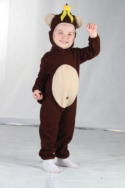 Monkey Toddler Costume Thumbnail 1