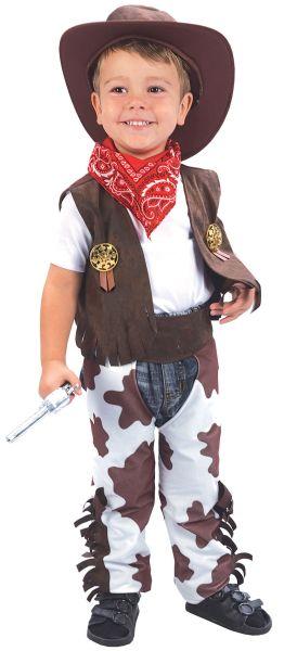 Cowboy Toddler Costume Thumbnail 1