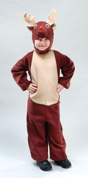 Reindeer Toddler Costume Thumbnail 1