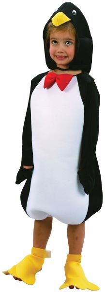 Penguin Toddler Costume Thumbnail 1