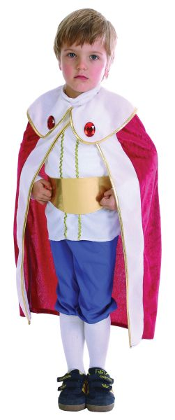 King Toddler Costume Thumbnail 1